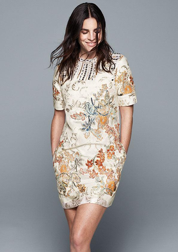 Julia Restoin Roitfeld w kampanii H&M Conscious 2016