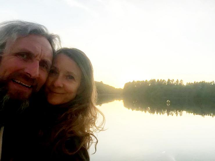 Russelék régóta volt házasok/ Fotó: Northfoto