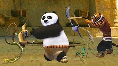 Kung Fu Panda obrazek