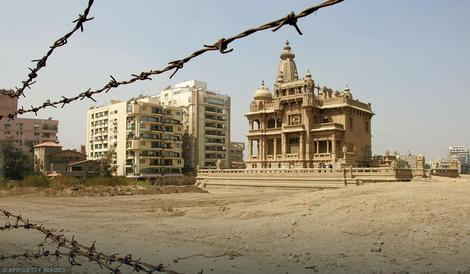 Ukleta:Palata barona Empejna u Egiptu