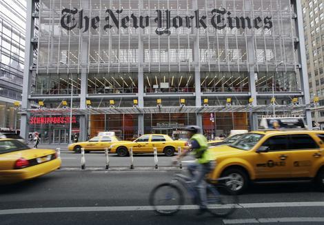 """Napad otkriven još 2011. godine - zgrada lista """"Njujork tajms"""""""