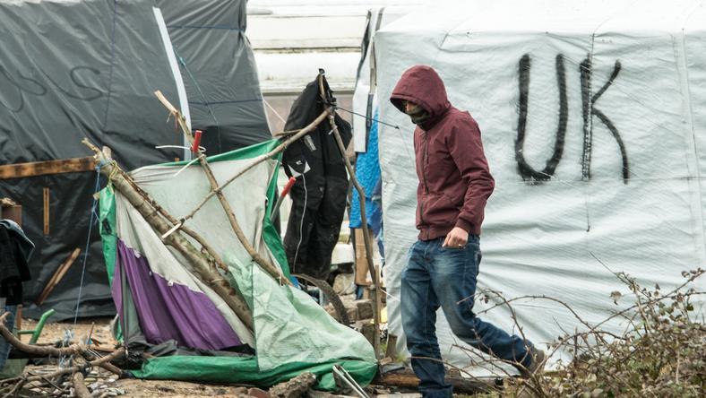 Calais / Fotó:AFP