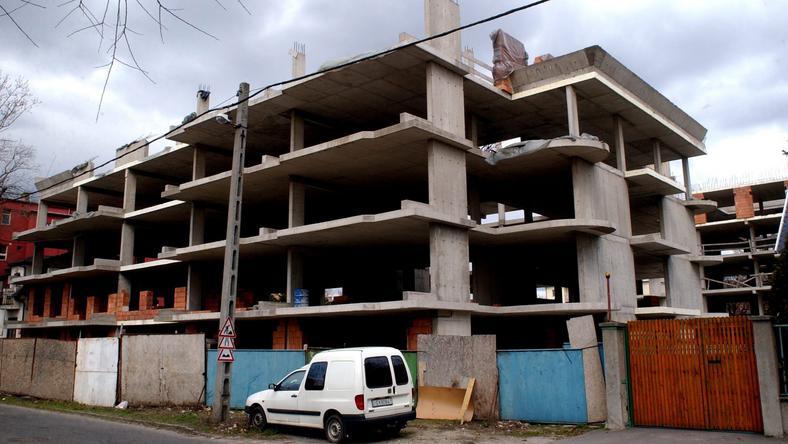 Csak 10 és 40 millió forint közötti értékű, új építésű lakásokra lehet igénybe venni az új állami segítséget / Fotó: MTI Balaton József
