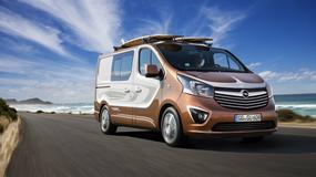 Frankfurt 2015: Opel Vivaro Surf Concept dla relaksu