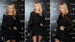 Best Look: Aneta Kręglicka w sukience Isabel Marant