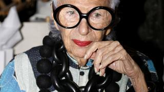 Iris Apfel: Ikoną mody można być w każdym wieku
