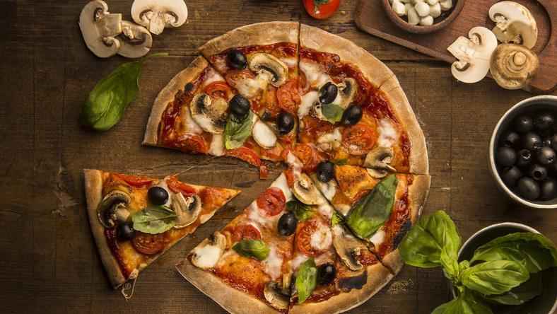Pizza tartósítása kék LED lámpa fényével? /Fotó: Northfoto