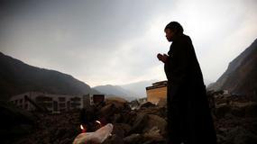 Rocznica tragedii w Chinach