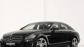 Nowy Mercedes CLS po tuningu Brabusa