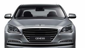 Nowy Hyundai Genesis wjeżdża do Europy