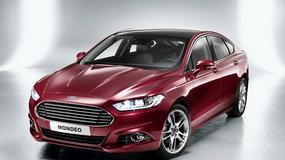 Nowy Ford Mondeo z silnikiem 1.0 l