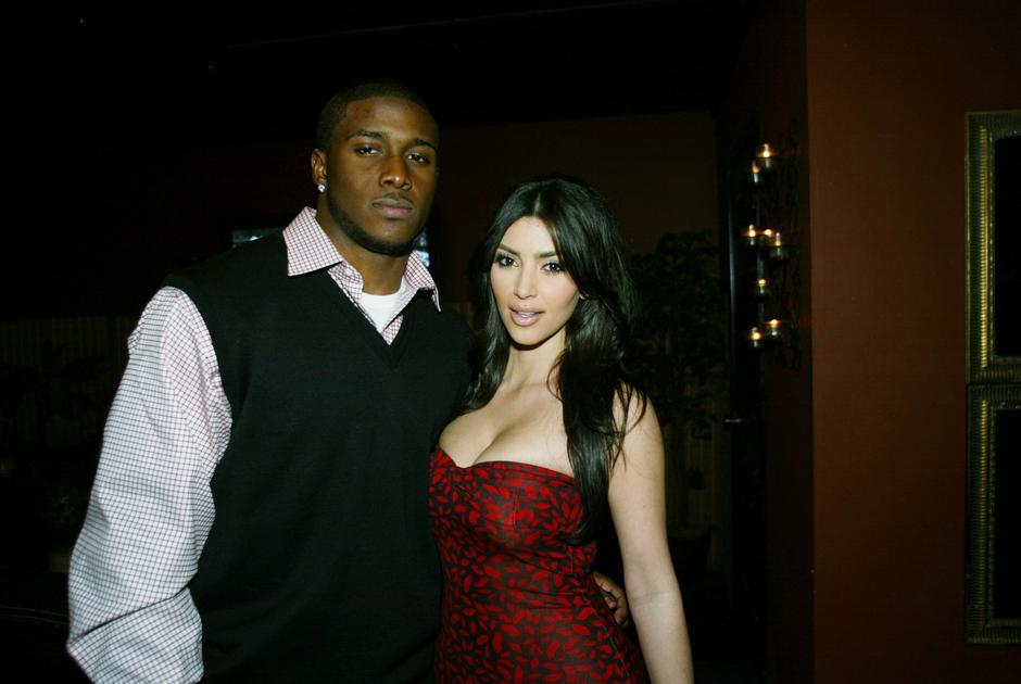 2008: Reggie Bush i Kim Kardashian / Getty Images