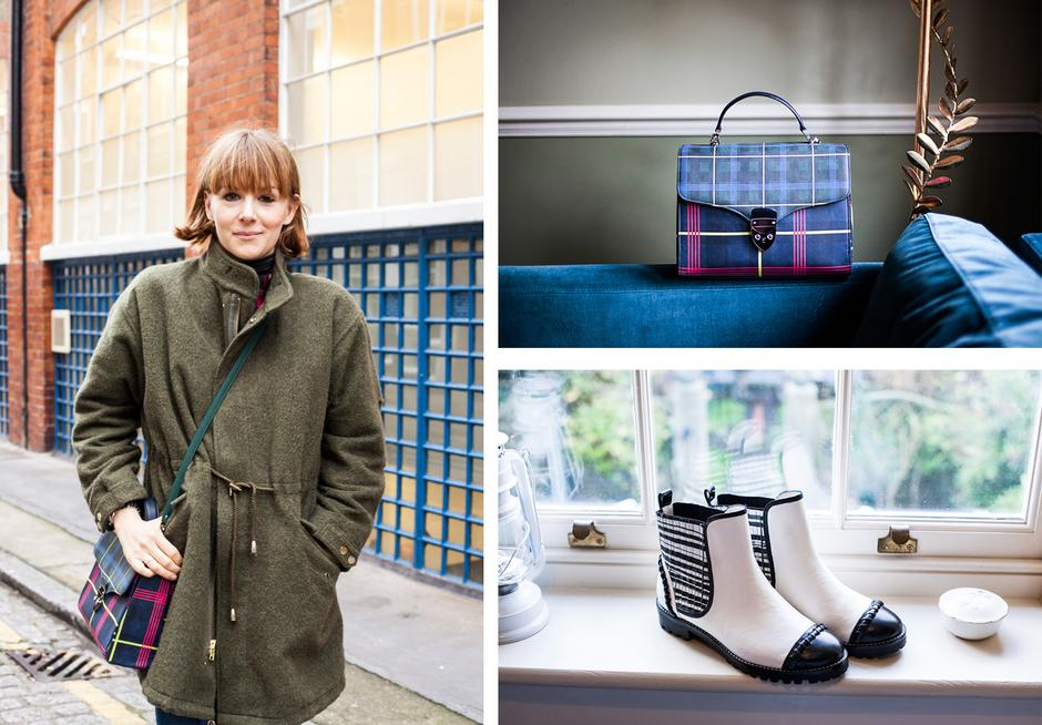 Alexandra Fullerton i jej styl