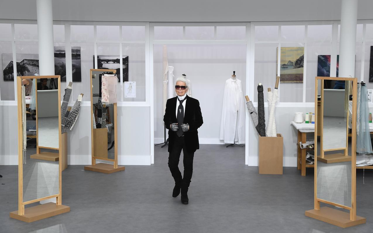 Chanel haute couture jesień 2016