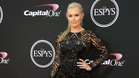 Seksowna Lindsey Vonn na rozdaniu nagród ESPY Awards