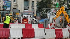 W centrum Warszawy znaleziono pocisk