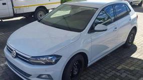 IAA Frankfurt 2017: nowy Volkswagen Polo przyłapany na testach