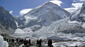 Mount Everest niższy, a Annapurna wyższa wskutek trzęsienia ziemi w Nepalu