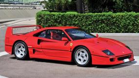 Klasyczne Ferrari, Porsche, Maserati, Alfy: aukcja w Londynie