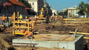 Co nowego na miejscu przebudowy placu Litewskiego? Zobacz zdjęcia!