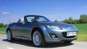 Mazda MX-5 znów z miękkim dachem