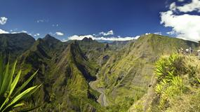 La Nouvelle - odizolowana osada na francuskiej wyspie Reunion
