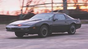 Pontiac Trans Am KITT - wygadany Pontiac
