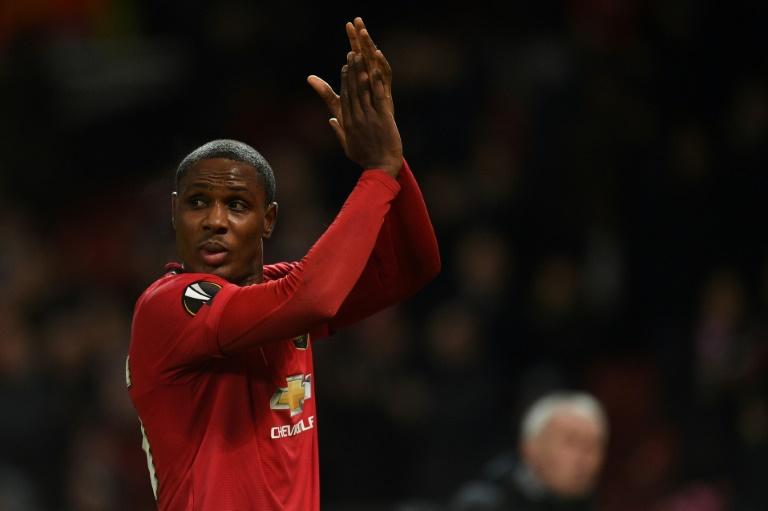 Odion Ighalo didn't do much in the Premier League for Manchester United