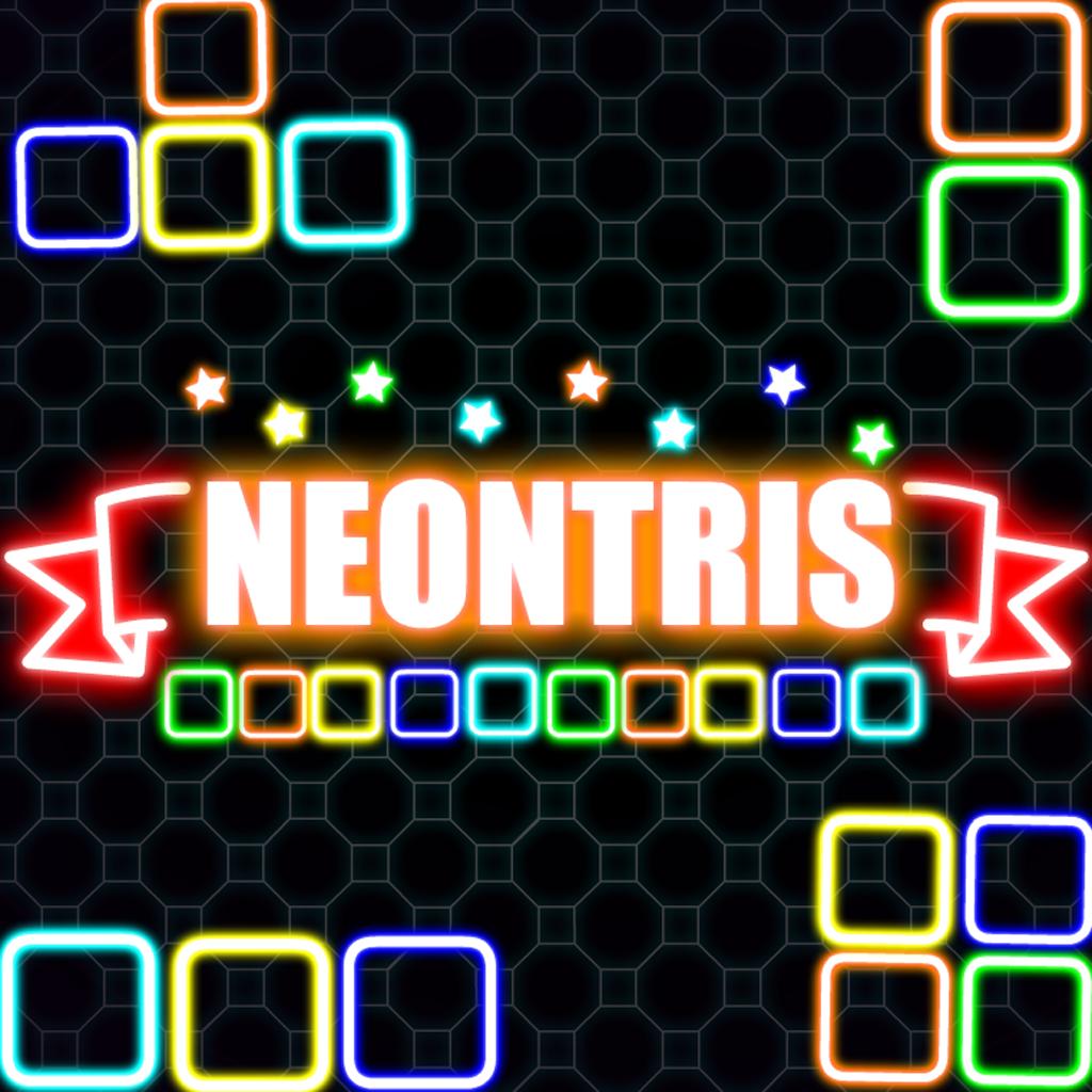 Neon Tris