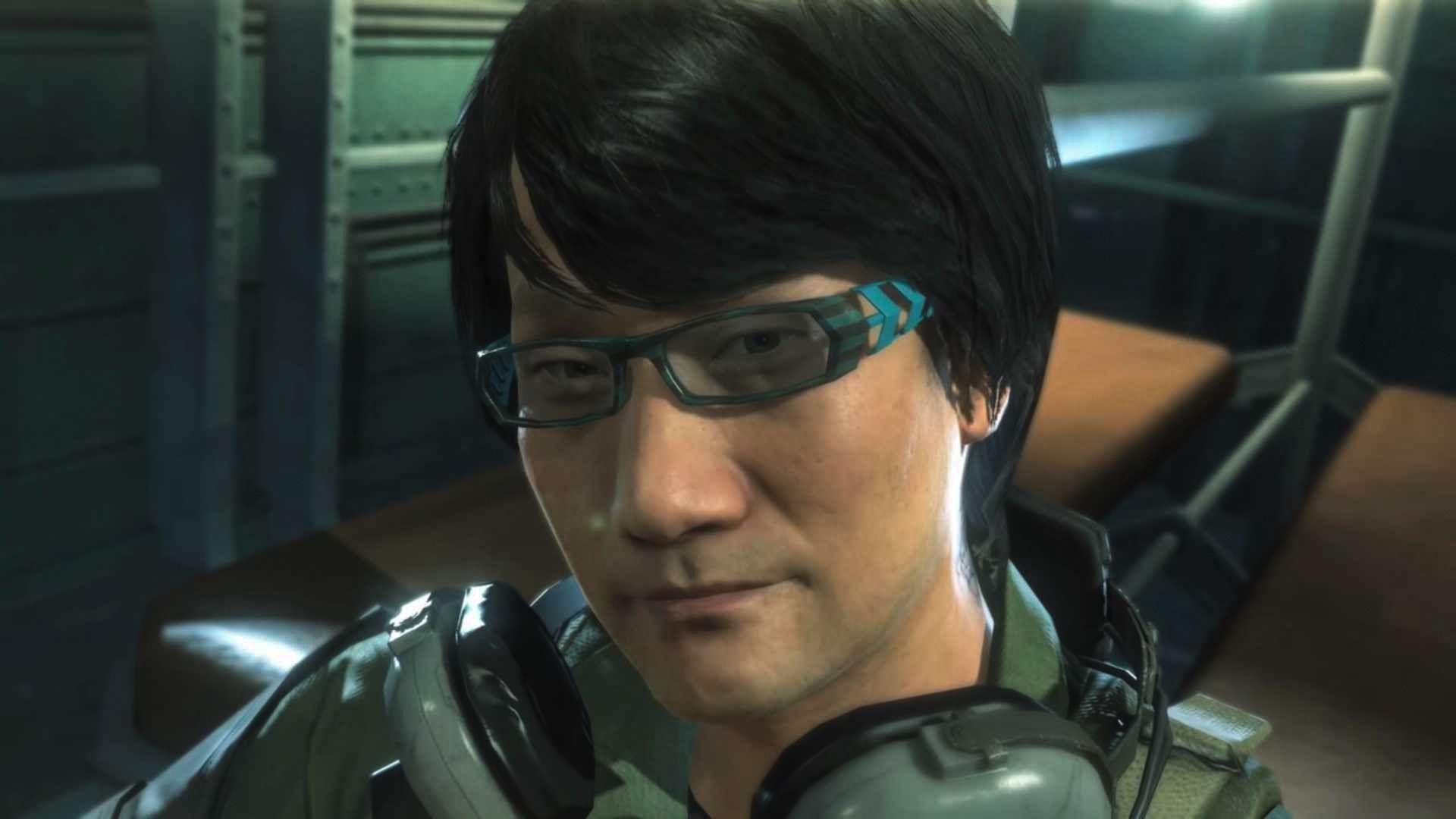 Kojima sa viackrát objavil aj vo vlastných hrách. V Metal Gear Solid V: The Phantom Pain stvárnil sám seba.