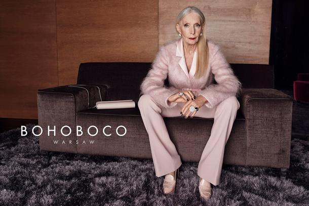 Bohoboco i Helena Norowicz ponownie zrobili świetną kampanię!