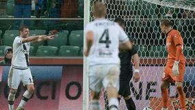 Ekstraklasa: Legia Warszawa wygrała z Cracovią