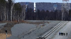 Rosyjska rakieta zawiodła. Prezydent Putin przybywa na ratunek