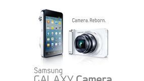"Samsung Galaxy Camera - czas na ""mądre"" aparaty"