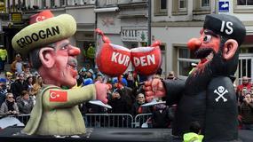 Niemiecki karnawał z politycznym podtekstem