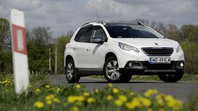 Peugeot 2008 1.2 Pure Tech- trzy cylindry z automatem