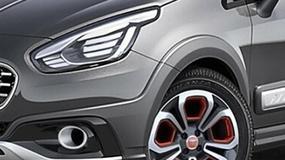 Fiat Linea 125 S i Avventura Urban Cross na Auto Expo 2016