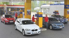 BMW 114d kontra Mercedes A160 CDI, Hyundai i30 1.6 CRDI i Peugeot 308 1.6 HDI - Ile palą małe diesle