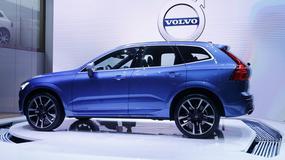 Volvo XC60 – kolejny mocny zawodnik | Genewa 2017