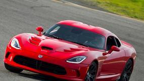 SRT Viper nie będzie sprzedawany w Europie