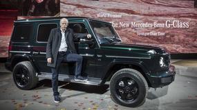 Nowy Mercedes klasy G: debiut w Detroit, w czerwcu w salonach