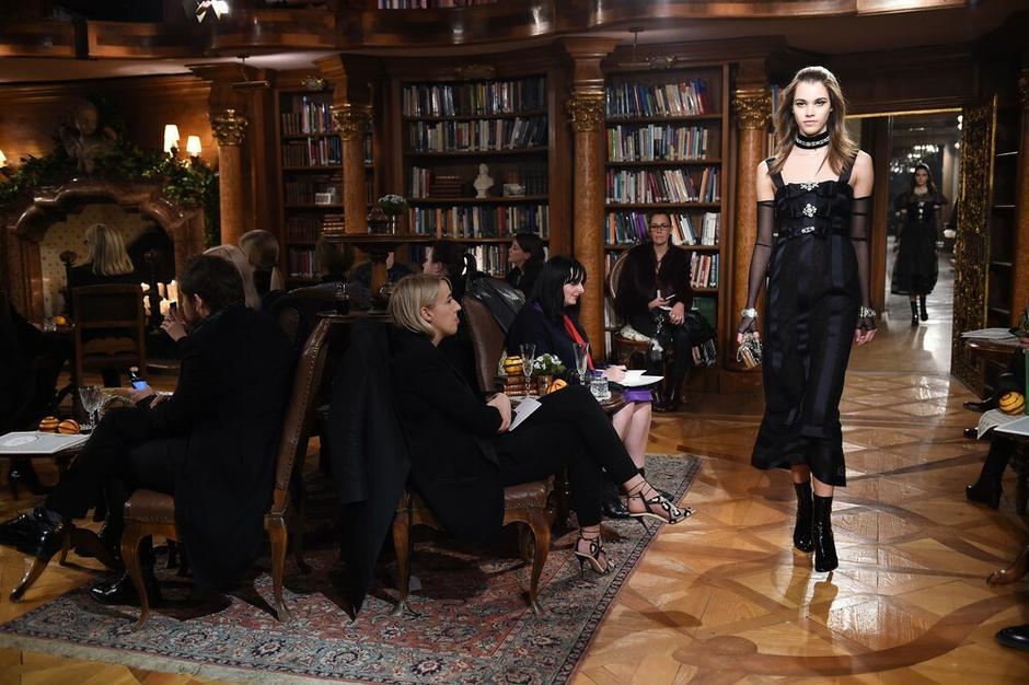 Chanel Metiers d'Art na jesień 2015