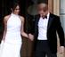 Az esküvőn szűk ruhában volt a hercegné. Fotó: Puzzlepix