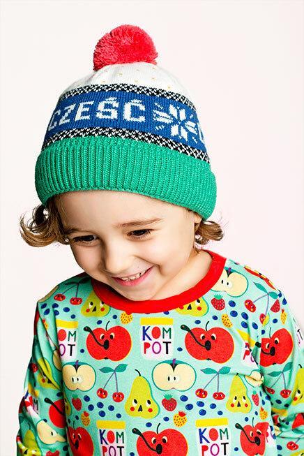 Ubranka dziecięce od polskich projektantów