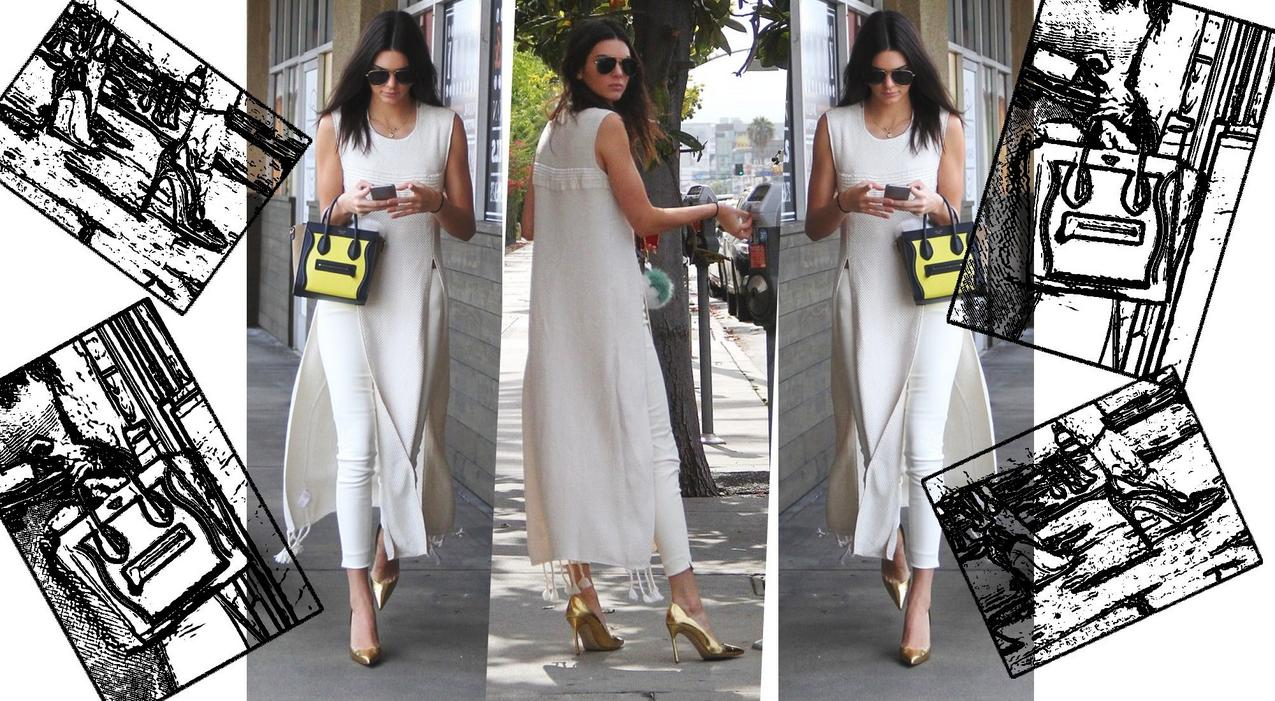 Best Look: Kendall Jenner w The Row