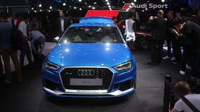 """Audi RS3 - pierwsza limuzyna z oznaczeniem """"RS"""""""