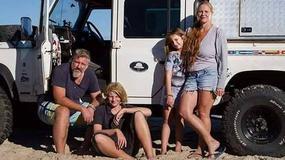 Ova porodica se nalazi na BESKRAJNOM putovanju