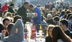 PROLEĆE U FEBRUARU Evo kako su Novosađani uživali u toplom danu