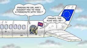 Internauci komentują decyzję Brytyjczyków o wyjściu z UE
