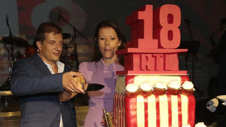 Kolosi Péter és Vidus Gabriella / Fotó: Gy. Balázs Béla